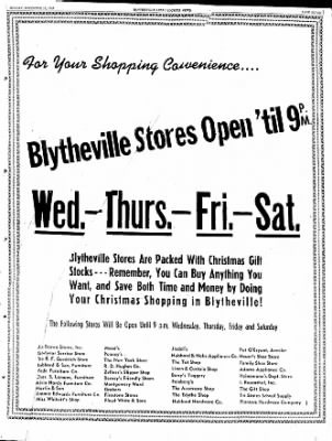 The Courier News from Blytheville, Arkansas on December 19, 1949 · Page 7