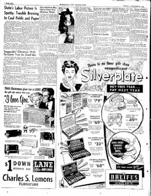The Courier News from Blytheville, Arkansas on December 20, 1949 · Page 2