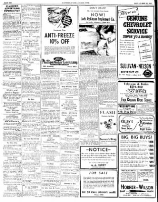 The Courier News from Blytheville, Arkansas on September 22, 1952 · Page 6