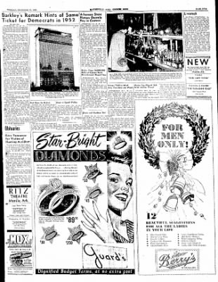 The Courier News from Blytheville, Arkansas on December 20, 1949 · Page 5