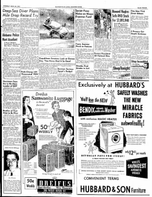 The Courier News from Blytheville, Arkansas on September 23, 1952 · Page 3