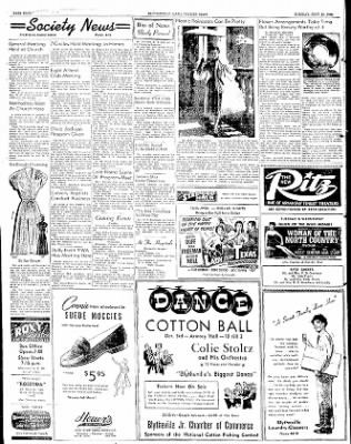 The Courier News from Blytheville, Arkansas on September 23, 1952 · Page 4