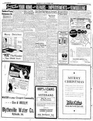 The Courier News from Blytheville, Arkansas on December 20, 1949 · Page 12
