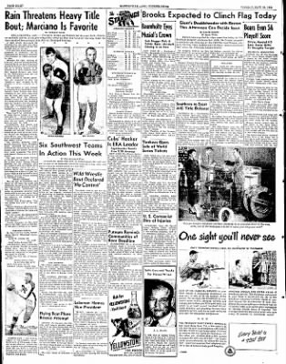 The Courier News from Blytheville, Arkansas on September 23, 1952 · Page 8