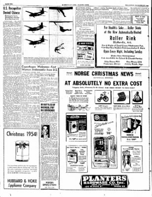 The Courier News from Blytheville, Arkansas on December 21, 1949 · Page 2