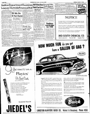 The Courier News from Blytheville, Arkansas on September 24, 1952 · Page 2