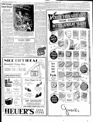 The Courier News from Blytheville, Arkansas on December 21, 1949 · Page 7