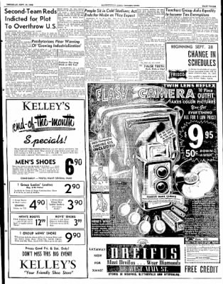 The Courier News from Blytheville, Arkansas on September 25, 1952 · Page 3