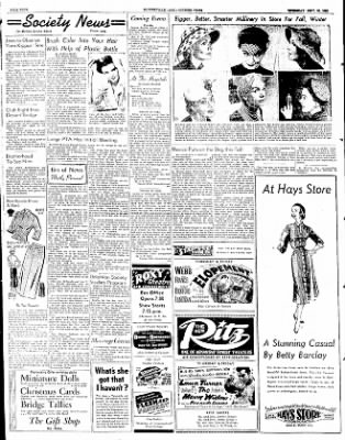 The Courier News from Blytheville, Arkansas on September 25, 1952 · Page 4