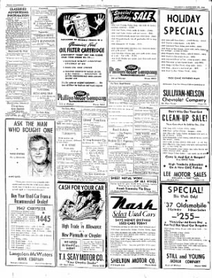 The Courier News from Blytheville, Arkansas on December 22, 1949 · Page 14