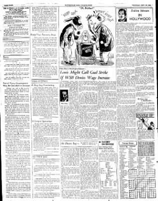 The Courier News from Blytheville, Arkansas on September 25, 1952 · Page 8