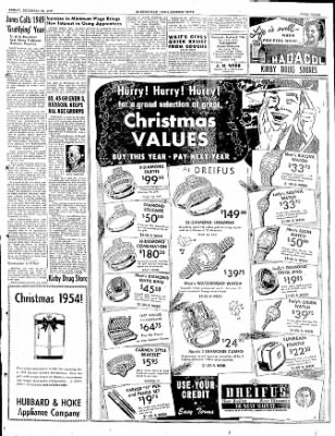 The Courier News from Blytheville, Arkansas on December 23, 1949 · Page 3