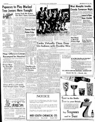 The Courier News from Blytheville, Arkansas on September 25, 1952 · Page 10