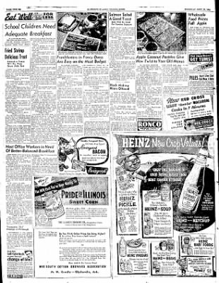 The Courier News from Blytheville, Arkansas on September 25, 1952 · Page 12
