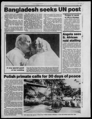 Daily News from New York, New York on August 27, 1981 · 9