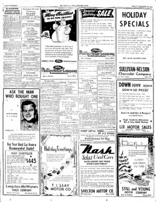 The Courier News from Blytheville, Arkansas on December 23, 1949 · Page 18