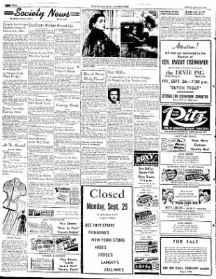 The Courier News from Blytheville, Arkansas on September 26, 1952 · Page 4