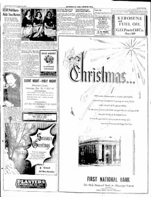 The Courier News from Blytheville, Arkansas on December 24, 1949 · Page 3