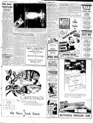 The Courier News from Blytheville, Arkansas on December 24, 1949 · Page 5
