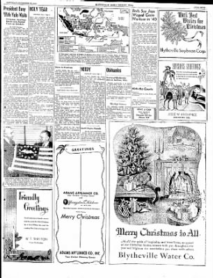The Courier News from Blytheville, Arkansas on December 24, 1949 · Page 7