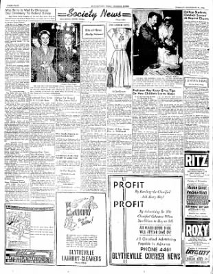 The Courier News from Blytheville, Arkansas on December 27, 1949 · Page 4
