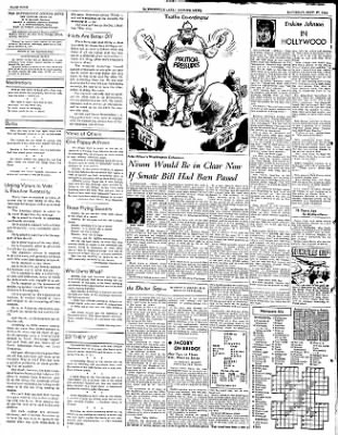 The Courier News from Blytheville, Arkansas on September 27, 1952 · Page 4