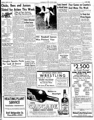 The Courier News from Blytheville, Arkansas on September 29, 1952 · Page 5