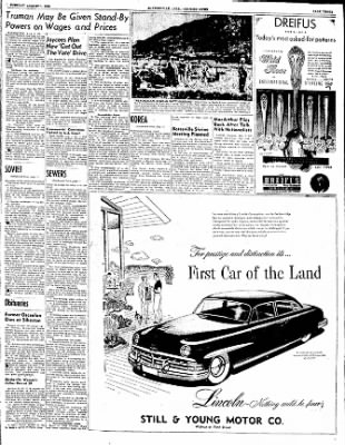 The Courier News from Blytheville, Arkansas on August 1, 1950 · Page 3
