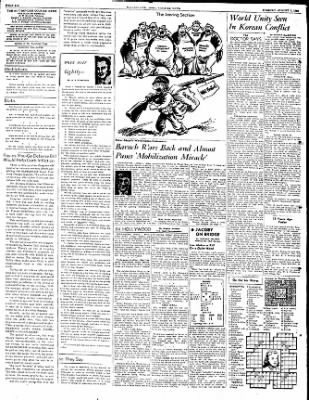 The Courier News from Blytheville, Arkansas on August 1, 1950 · Page 6