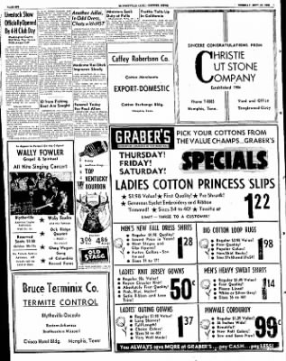The Courier News from Blytheville, Arkansas on September 30, 1952 · Page 6