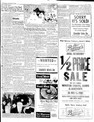 The Courier News from Blytheville, Arkansas on December 29, 1949 · Page 3