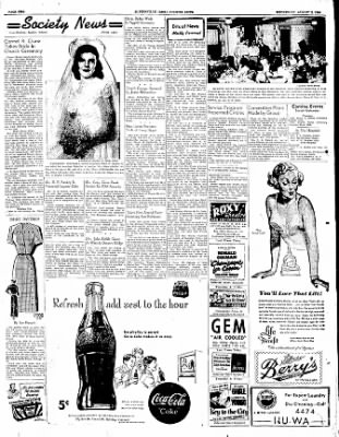 The Courier News from Blytheville, Arkansas on August 2, 1950 · Page 2