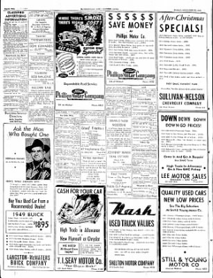 The Courier News from Blytheville, Arkansas on December 30, 1949 · Page 10