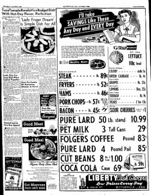 The Courier News from Blytheville, Arkansas on August 3, 1950 · Page 13