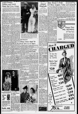 The Vancouver Sun from Vancouver, British Columbia, Canada on August 12, 1944 · 11