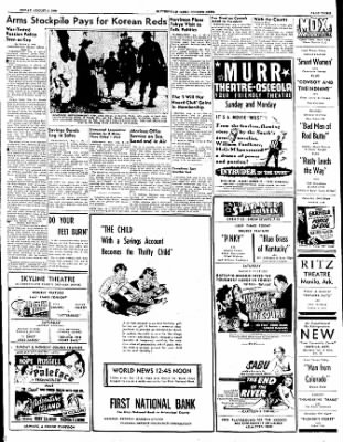 The Courier News from Blytheville, Arkansas on August 4, 1950 · Page 3