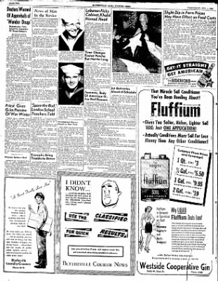 The Courier News from Blytheville, Arkansas on October 1, 1952 · Page 10