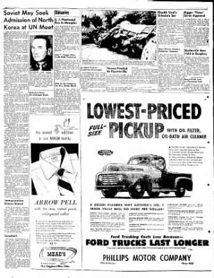 The Courier News from Blytheville, Arkansas on August 4, 1950 · Page 12