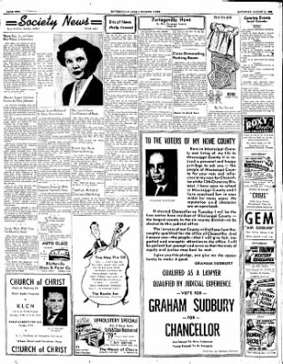The Courier News from Blytheville, Arkansas on August 5, 1950 · Page 2