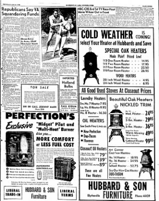 The Courier News from Blytheville, Arkansas on October 2, 1952 · Page 7