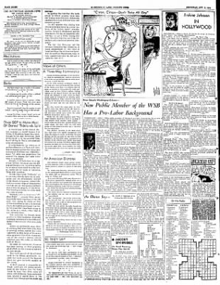 The Courier News from Blytheville, Arkansas on October 2, 1952 · Page 8