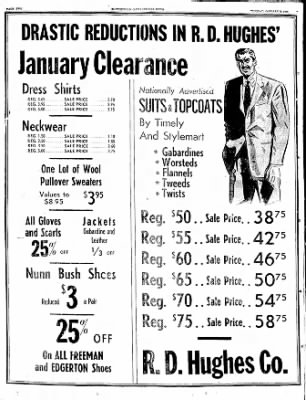 The Courier News from Blytheville, Arkansas on January 3, 1950 · Page 2