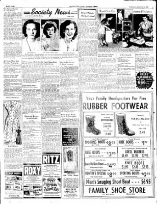 The Courier News from Blytheville, Arkansas on January 3, 1950 · Page 4