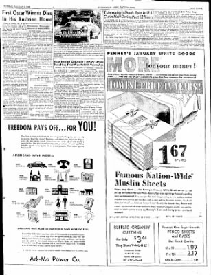 The Courier News from Blytheville, Arkansas on January 3, 1950 · Page 7