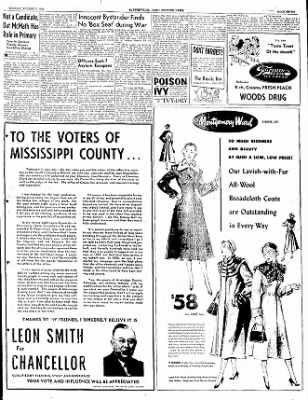 The Courier News from Blytheville, Arkansas on August 7, 1950 · Page 7