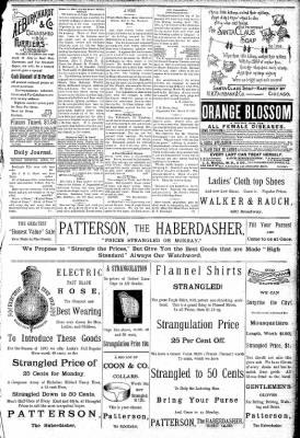 Logansport Pharos-Tribune from Logansport, Indiana on April 12, 1891 · Page 3