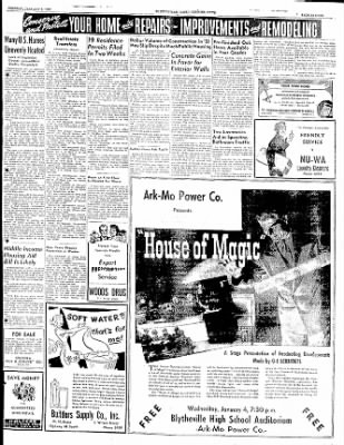 The Courier News from Blytheville, Arkansas on January 3, 1950 · Page 11