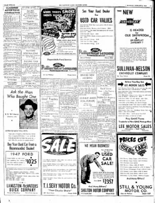 The Courier News from Blytheville, Arkansas on January 3, 1950 · Page 12