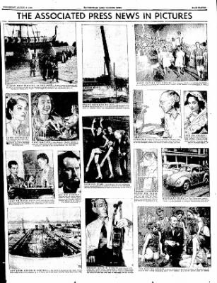The Courier News from Blytheville, Arkansas on August 9, 1950 · Page 3
