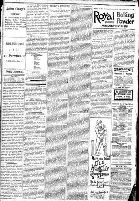Logansport Pharos-Tribune from Logansport, Indiana on April 12, 1891 · Page 4